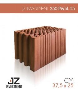 JZ Investment pustak ceramiczny 250 mm PW klasa 15