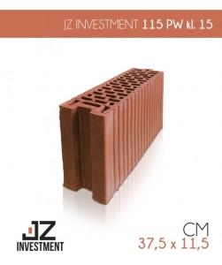 JZ Investment pustak ceramiczny klasa 15 115 PW