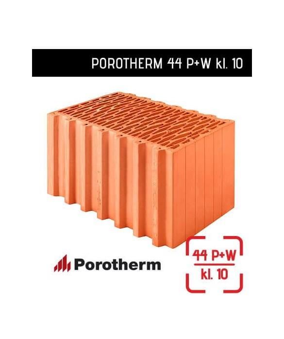 Porotherm 44 P+W Wienerberger