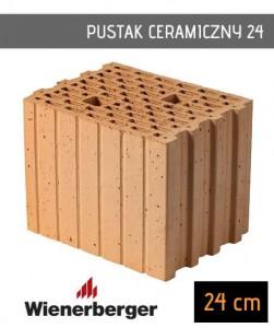 Pustak ceramiczny 24 Wienerberger