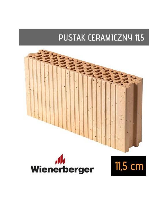 pustak ceramiczny 11,5 Wienerberger