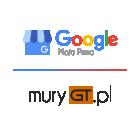 Google moja firma muryGT